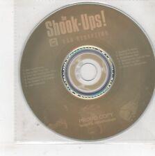 (GS39) The Shook-Ups!, Bad Reception - DJ CD