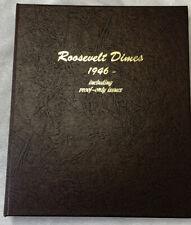 COMPLETE ROOSEVELT DIME SET 202 SILVER CLAD PROOF BU COINS 1946 pds - 2012 pds