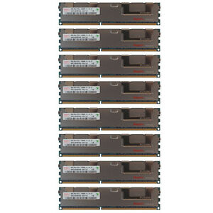 64GB Kit 8X 8GB DELL POWEREDGE C2100 C6100 M610 M710 R410 M420 R515 MEMORY Ram