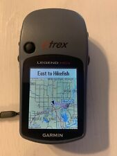 Garmin Etrex Legend HCx Personal GPS Works Well USED