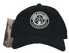 Authentic CHRIS KYLE Frog Foundation Embroided Patch Flex-Fit Hat Cap OSFM NEW