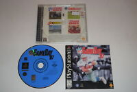 NFL GameDay 97 Playstation PS1 Video Game Complete