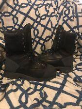 Wolverine 10in waterproof 200gram composite toe minor boots black size 12