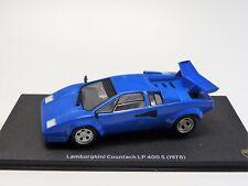 Lamborghini Countach LP 400-S 1978  Leo Models Neu in OVP 1/43