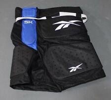 $75 Reebok 5K JR Roller Hockey Girdle Size JR L Black / Blue NEW