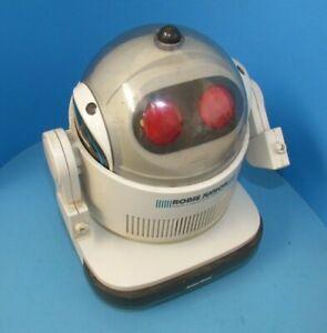 Radio Shack Robbie Junior Remote Command Intelligent Robot 1980's