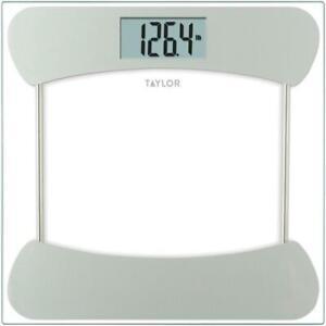 TAYLOR 754941933S 75494192S 400lb-Capacity Digital Scale