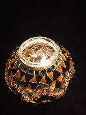 Handcrafted Candle Holder Lantern Shade/Topper (Used)