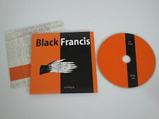 BLACK FRANCIS/SV N F NG RS(COOKCD456) CD ALBUM DIGIPAK