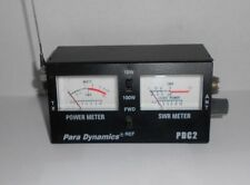 Para Dynamics PDC2 Power/SWR Meter