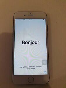 Apple iPhone 7 - 128 Go - Noir - Bloqué Icloud - A1778