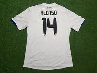 Real Madrid Trikot XXL 2010 2011 Adidas Shirt Jersey maillot 10/11 bwin Alonso
