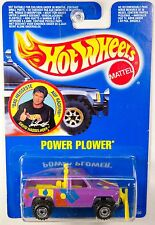 Hot Wheels Power Plower, International Card - Germany