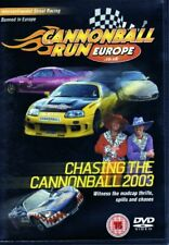 Cannonball Run Europe - Cannonball Run Europe - Chasing the Canno... - DVD  3YVG