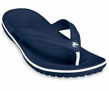 e68d50e4283a Crocs 11033 Crocband Flip Navy Toe Post Sandal Various Sizes 11 UK   M11    46