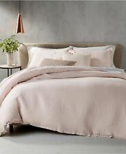 Hotel Collection Solid Linen Rosequartz Queen Standard Sham