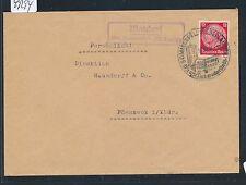 99294) Landpost Ra2 Matzdorf über Sommerfeld (Nd.Lausitz) Brief OWST 1938