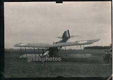 Aviation c. 1925 - Avion Bréguet 14 Accident Ecrasé - AVI 9