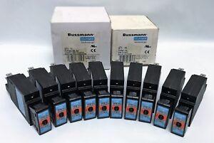Cooper Bussmann Telpower Miniature Fuse & Disconnect Switch TPM-15 + TPMDS-M