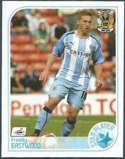 PANINI CHAMPIONSHIP 2009- #161-COVENTRY CITY-STAR PLAYER-FREDDY EASTWOOD