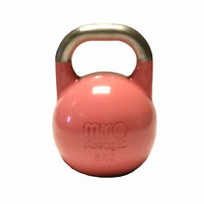 MYO - Competition Kettlebell 8kg - Pink
