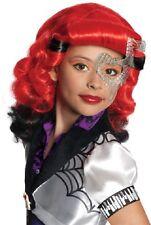 Operetta Wig Monster High Phantom Fancy Dress Halloween Child Costume Accessory