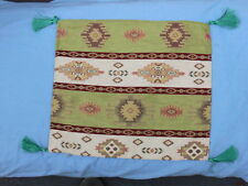 Turkish cushion cases chenille cotton polyester