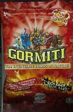 GORMITI - Foil Character Figure Pack 1st Series (24 Packs) #NEW