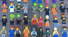 LEGO Bulk Lot of 10 Random Minifigures City Town Ninjago Female Minfigure