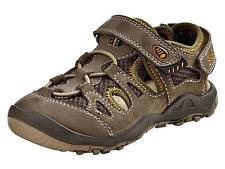 Schuhe für Jungen im Sandalen-Stil aus Leder mit 27 Größe