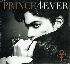Prince 4Ever  2 CD Set New Free Shipping