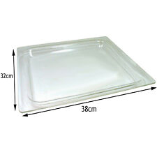 NEFF Genuine Microwave & Oven Cooker Glass Tray 38 x 32 x 1.8 cm