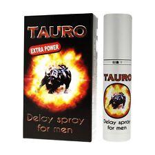 Ritardante Spray Tauro Extra Power  5ml Eiaculazione Precoce + Durex Performa