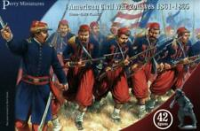 Perry Miniatures 28mm Plastic American Civil War Zouaves