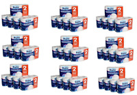 Regina Impressions 60 Rolls of  3 Ply Soft Quilted Toilet Tissue Paper Roll !!!!