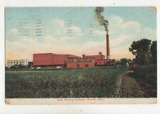 Wichita Kansas Dold Packing Company USA 1914 Postcard US030