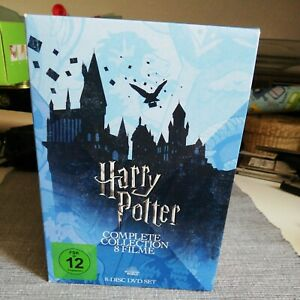 Harry potter complete collection 8 filme