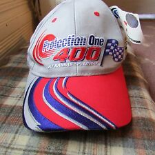 KANSAS SPEEDWAY PROTECTION ONE 400  SNAPBACK HAT MENS (OSFM)  BY ISC MOTORSPORTS