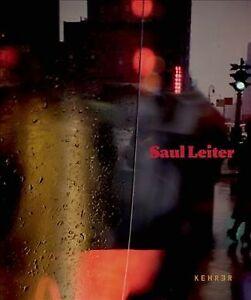 Saul Leiter : Retrospektive / Retrospective, Hardcover by Taubhorn, Ingo (EDT...