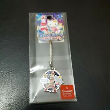 New in Package Sanrio Hello Kitty Tokyo Tower Phone Charm