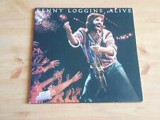 Kenny Loggins: Kenny Loggins Alive - 12 Inch Vinyl Record