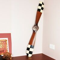 Handmade Barnstormer Wooden WWI Wooden Propeller Wall Decor
