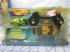 HotWheels R/C Green DEORA II TYCO Mini RC 2 channel car NEW