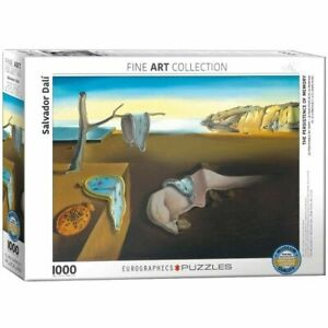 Eurographics 1000 Piece Jigsaw Puzzle The Persistence of Memory EG60000845