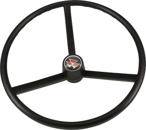 Steering Wheel fits Massey Ferguson Tractor 1671945M1 165 168 175 185 188 265S