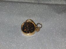 Nautical Solid Brass Working Mini Compass Key Chain Key Ring - Marine Key Decor