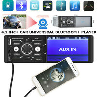 "4.1""Touch Screen High Definition Car Universal Bluetooth Player With Smart Voice"