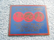VINTAGE 1973 MARC A HOMECOMING GREENFIELD VILLAGE NATIONAL MEET DASH PLAQUE FORD