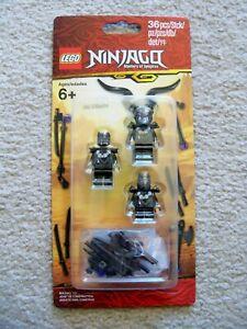 Lego - ninjago - Rare - 853866 Oni Méchants Mini Figurine Paquet - Neuf et