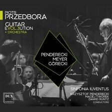 Gorecki / Przedbora - Guitar Evolution & Orchest 3 [New CD]